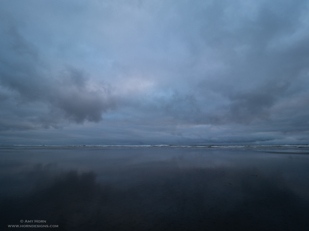 Cloudy Reflections