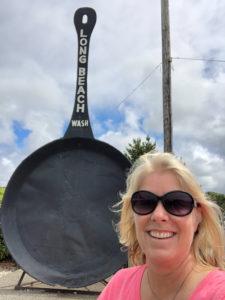 frying pan photo