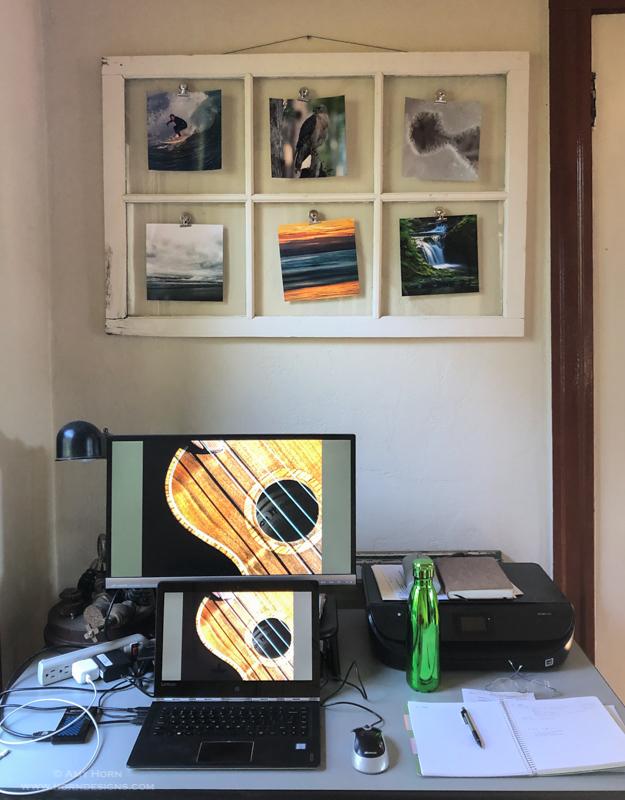 Photo of office area