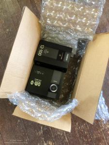 New Olympus camera gear